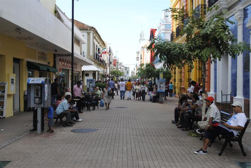 Centro Hist�rico Villahermosa