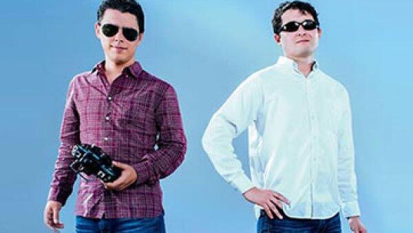 Jordi Muñoz y Guillermo Romero. (Foto: Carlos Aranda)