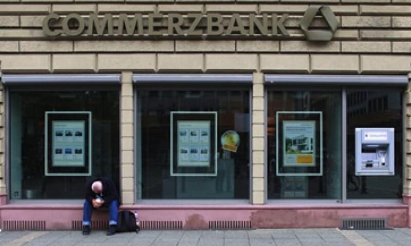 Commerzbank actualmente emplea a 48,000 personas.  (Foto: Reuters)