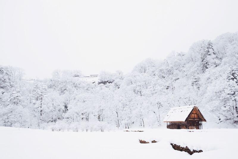 Parque Nacional nieve