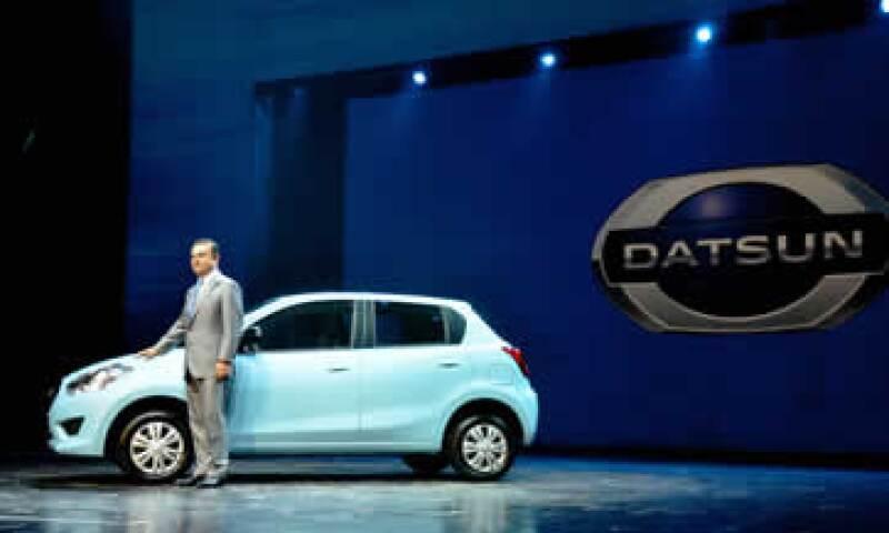 Durante el primer trimestre de 2014, Nissan aumentó su beneficio en 4.8% anual. (Foto: Getty Images)