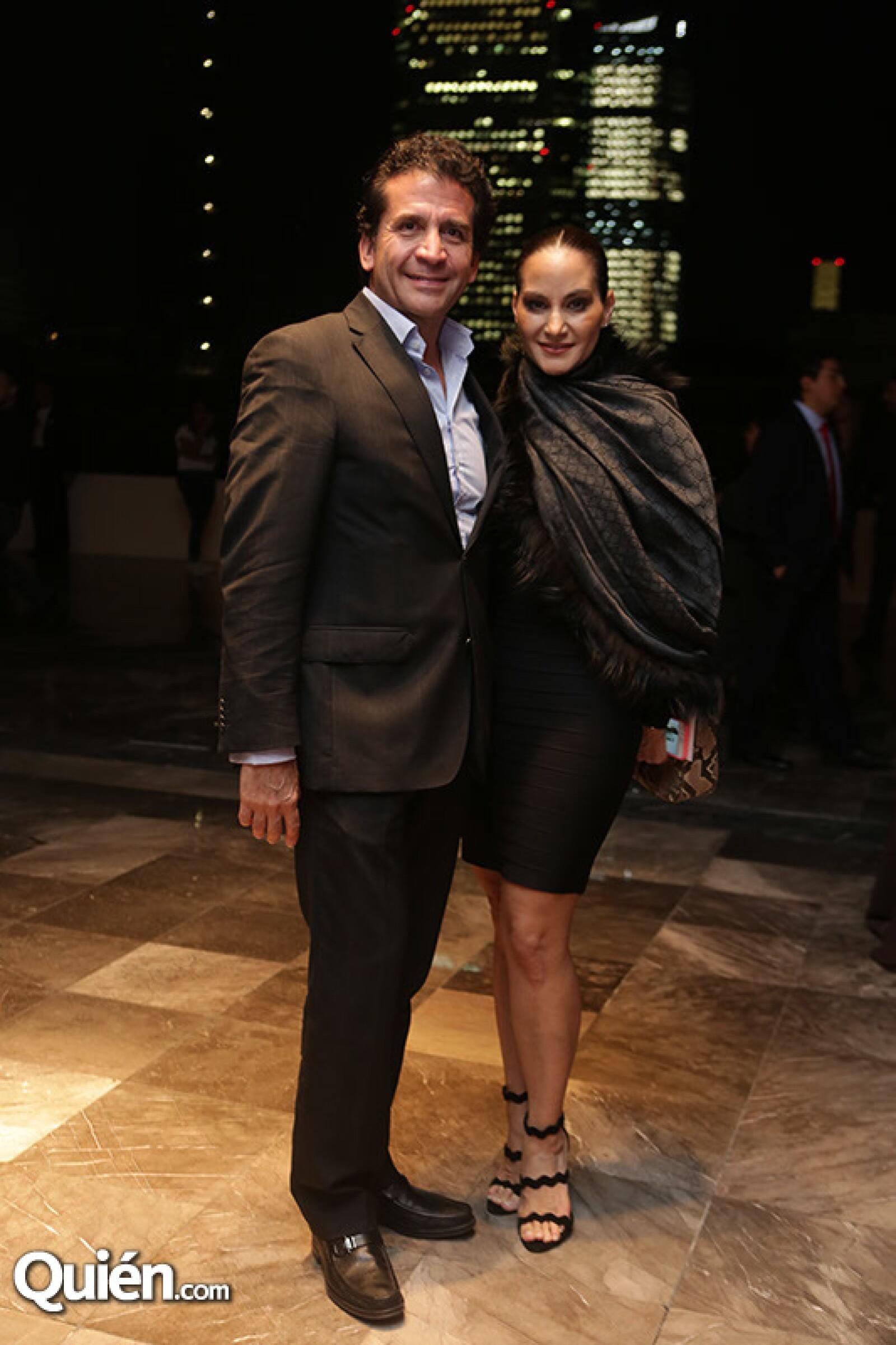 Sergio Martínez y Meme Sosa