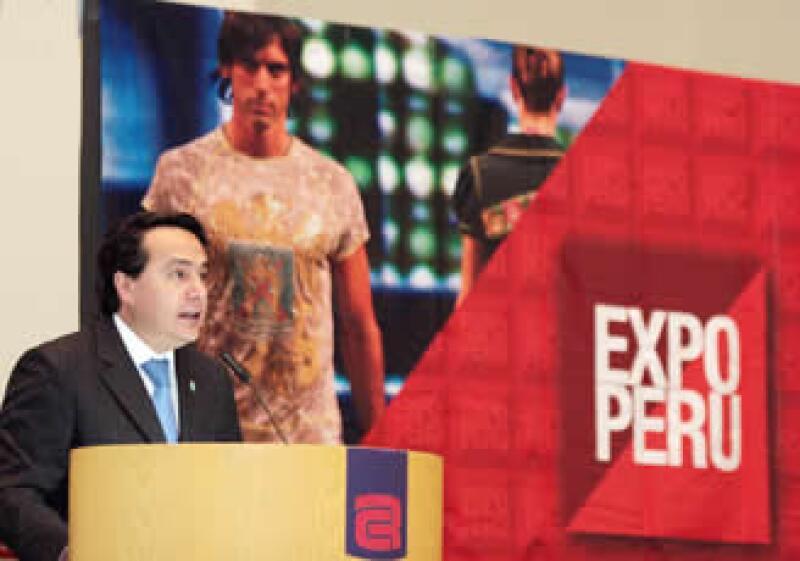 El secretario de Economía mantiene negociaciones con dos países sudamericanos para incrementar el comercio. (Foto: Notimex)