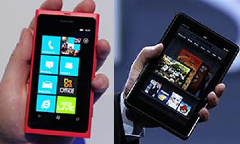 La Kindle Fire, que corre con el sistema Android de Google, interesa a los desarrolladores por su contenido. (Foto: Especial)
