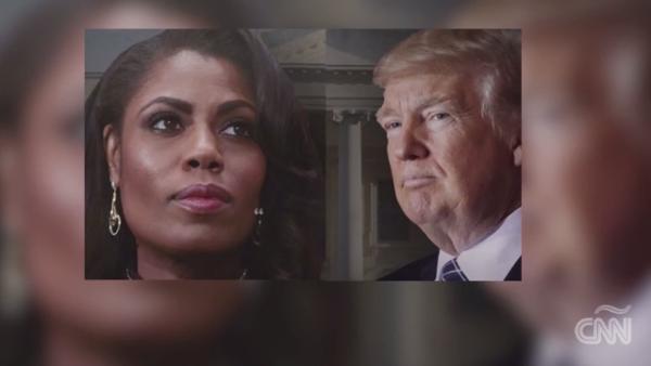 """""""En la Casa Blanca todos mienten"""", los audios de Omarosa Manigault con Trump"""