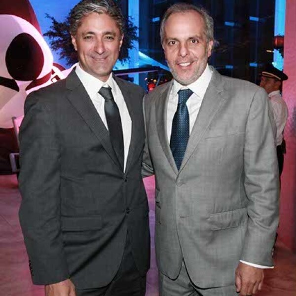 Rafael Rebollar y Juan Carlos Celayeta