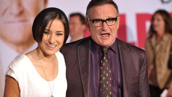 Varios meses han pasado desde la muerte del actor Robin Williams, cuya hija, Zelda, por fin ha hablado sobre lo difícil que le está siendo el proceso de estar sin él.