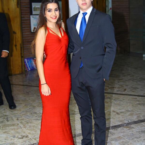 Sofía Esper y Abdo Esper