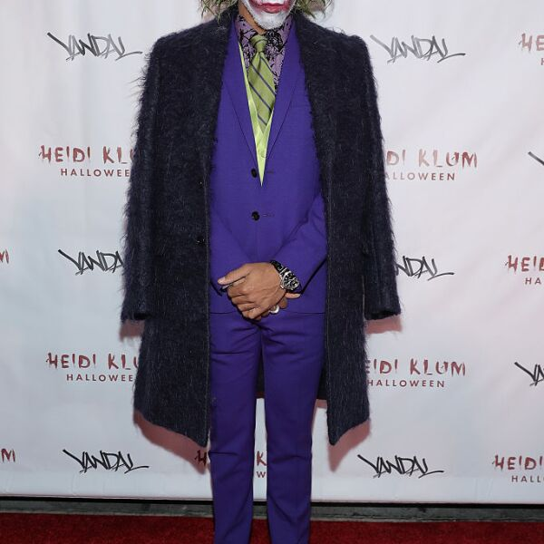 Heidi Klum's 17th Annual Halloween Party sponsored by SVEDKA Vodka at Vandal New York - Arrivals