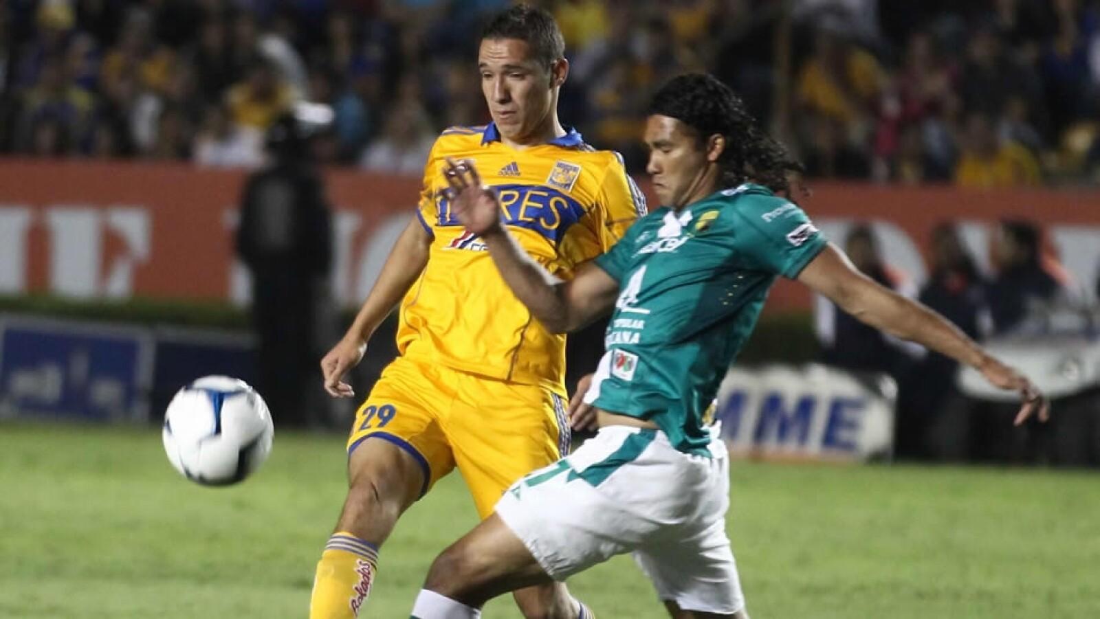 Tigres vs León 1