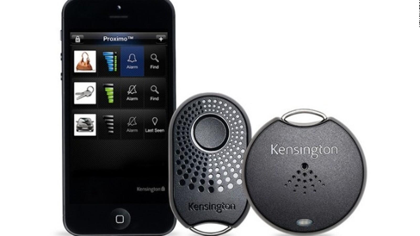 Kensington Proximo GPS tracking