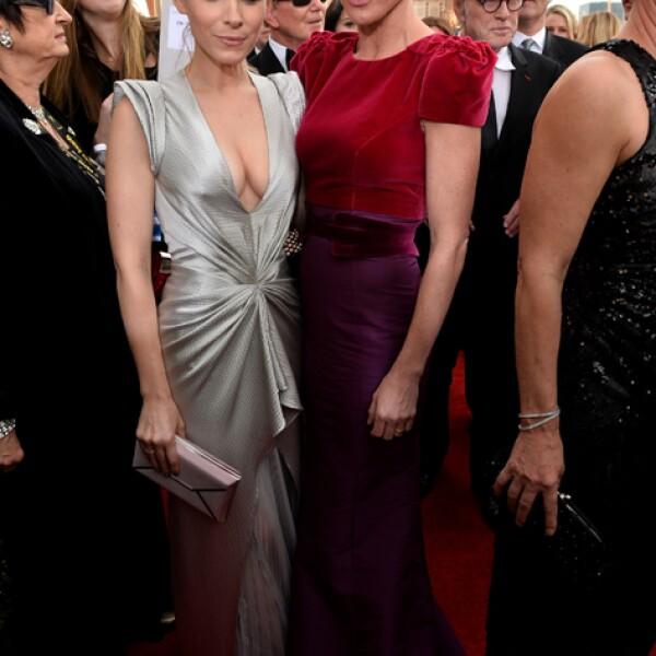 Dos impactantes bellezas: Kate Mara y Julie Bowen