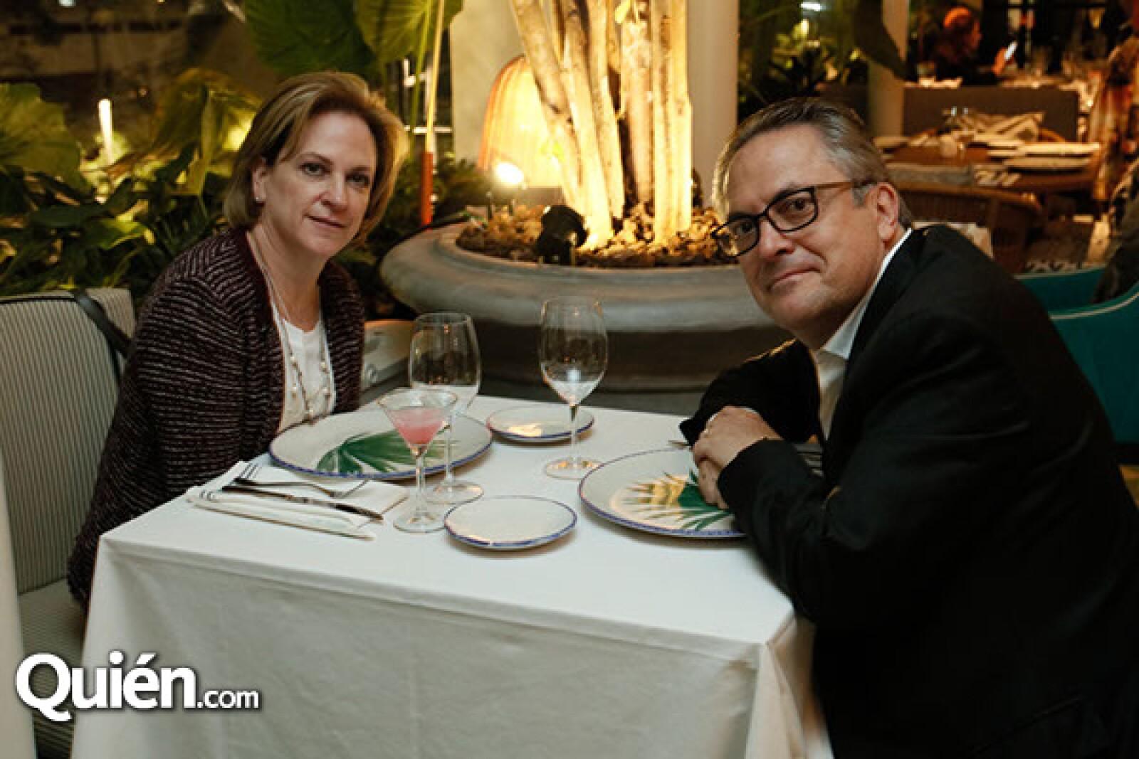 Susana y Juan Cristobal Ferrer