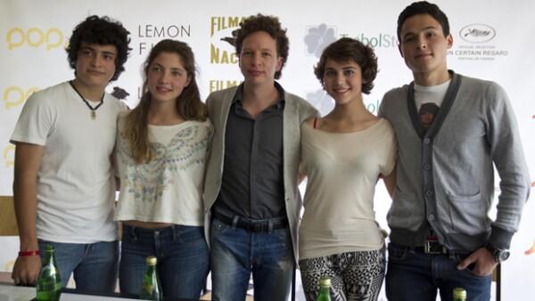 La cinta dirigida por Michel Franco y producida por Billy Rovzar fue la elegida tanto para los premios estadounidenses como para los Premios Goya.