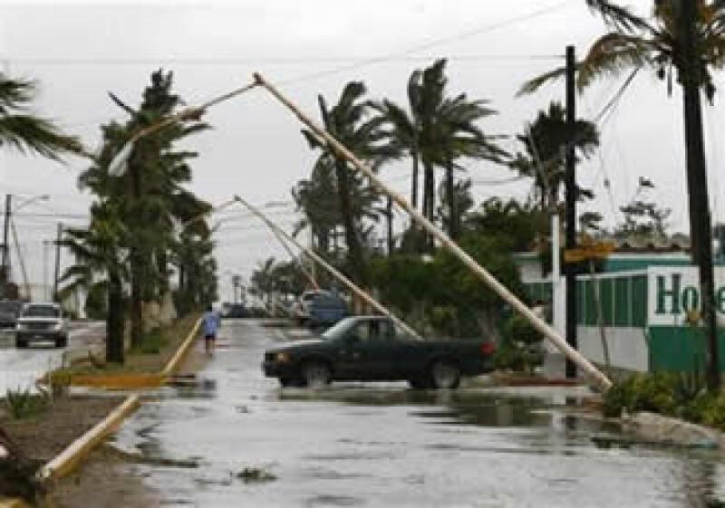 Unas 3,000 personas fueron evacuadas de la zona donde se prevé toque tierra el centro del huracán. (Foto: Reuters)