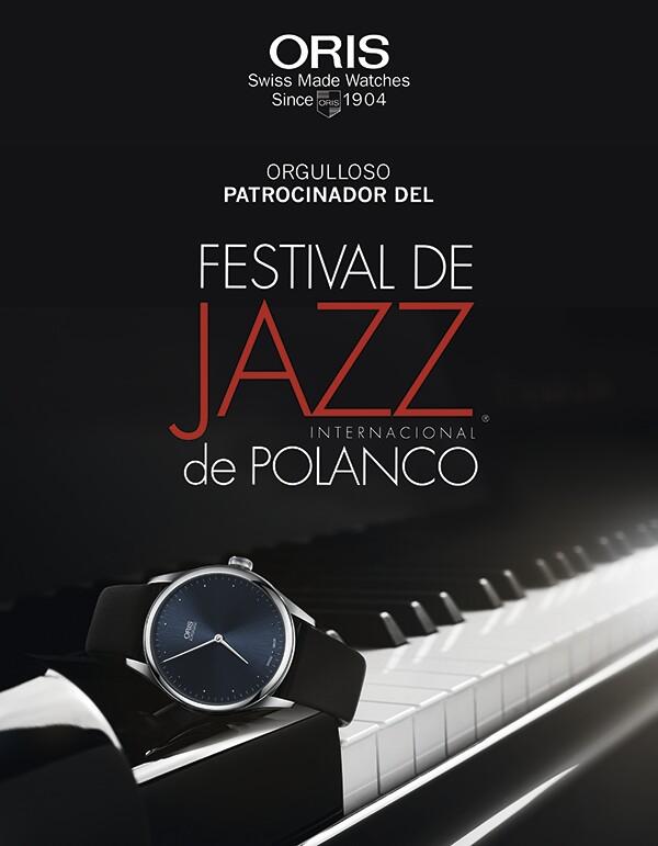 Festival de Jazz Internacional de Polanco 2016