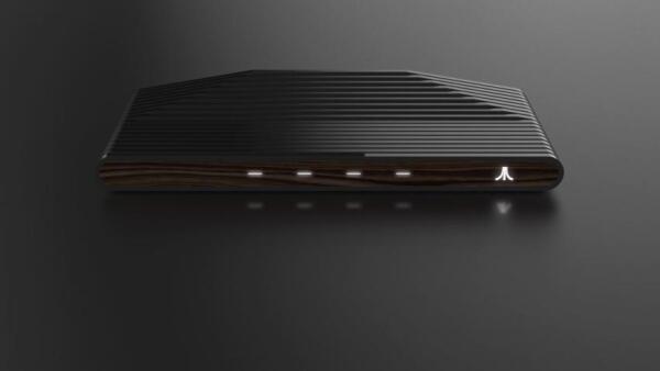 Atari regresa al mundo de las consolas.