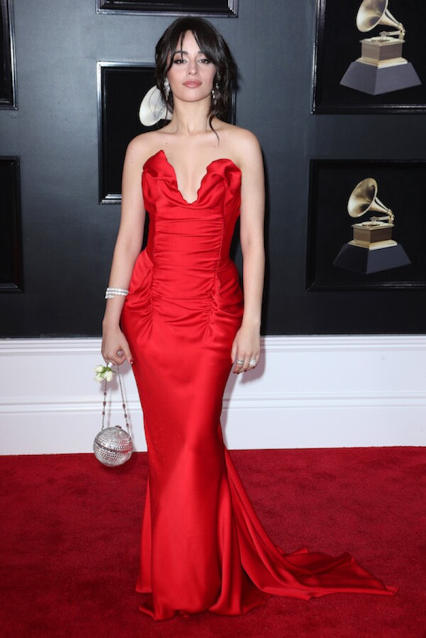 60th Annual Grammy Awards, Arrivals, New York, USA - 28 Jan 2018