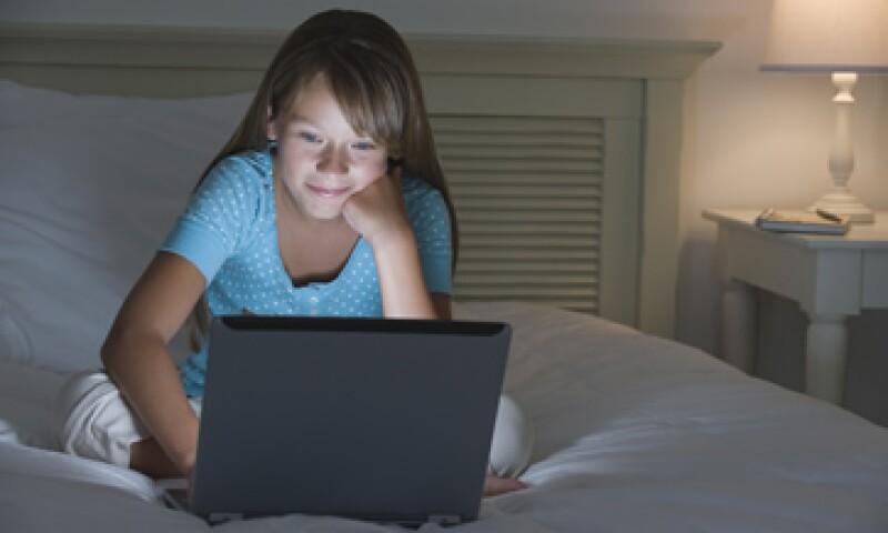 El mayor porcentaje de personas conectadas en Internet es de 12 a 18 años de edad, el 37% de todos los mexicanos conectados. (Foto: Photos to Go)