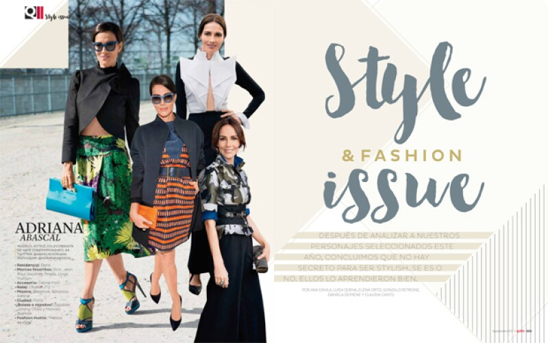Style Issue 2015.
