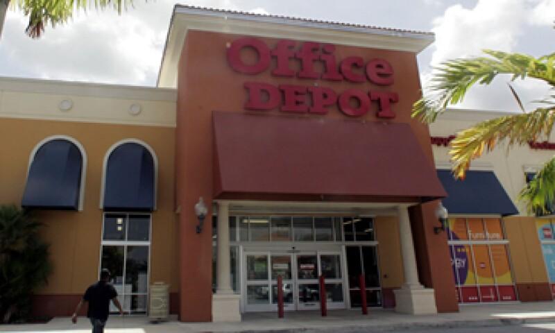 Grupo Gigante busca adquirir la participación de Office Depot que aún no tiene. (Foto: AP)