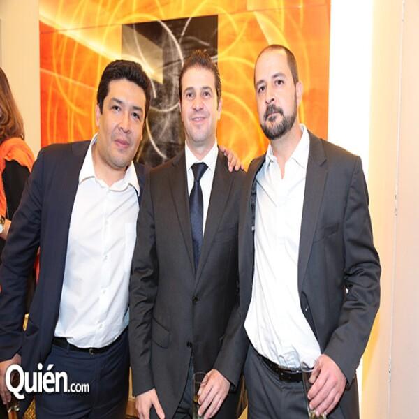 Ociel Hernández,Giuseppe Bracalello,Francisco Chávez