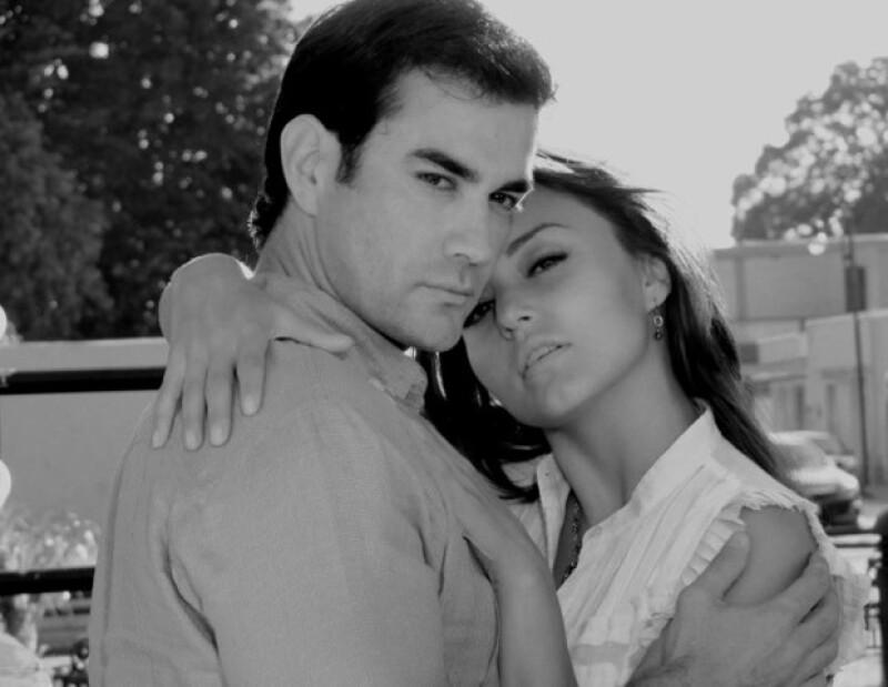 Es la primera vez que David Zepeda y Angelique Boyer son pareja en un melodrama estelar.