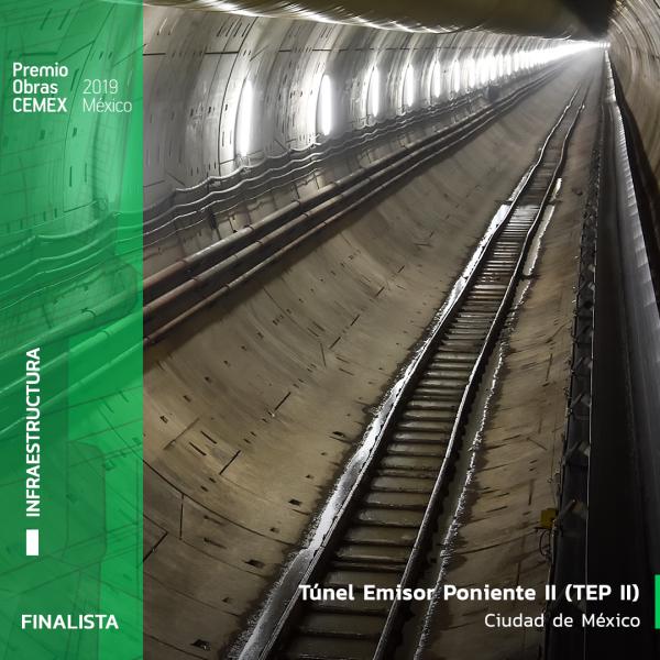 Túnel Emisor Poniente II