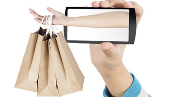 El comercio móvil aún es una parte minúscula del retail mexicano, pero en cinco años cuadriplicará su tamaño. (Foto: iStock by Getty Images)