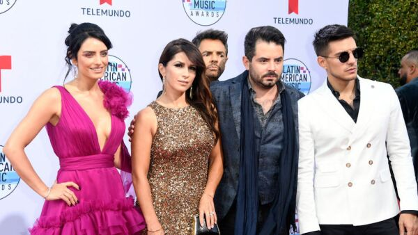 2019 Latin American Music Awards - Arrivals