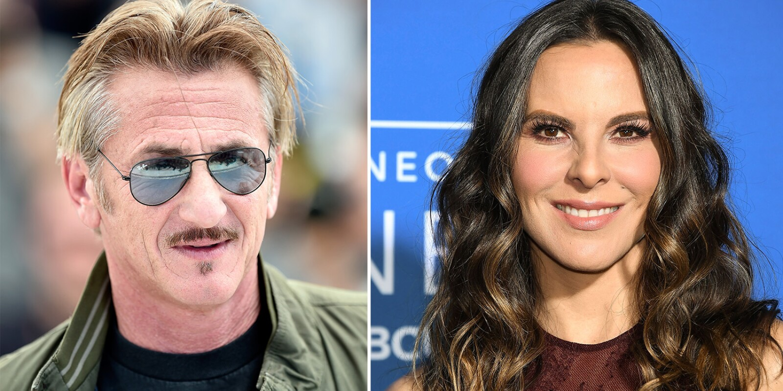 Sean Penn y Kate del Castillo