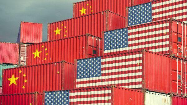 comercio de China y EU