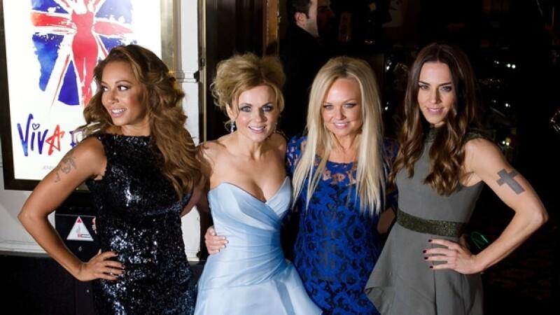 Spice Girls Londres 5