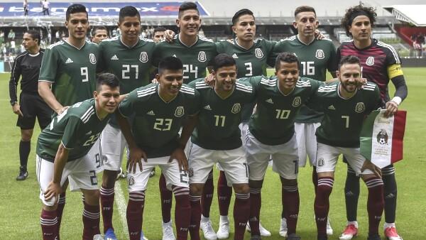 Los 23 jugadores del Tri en el Mundial