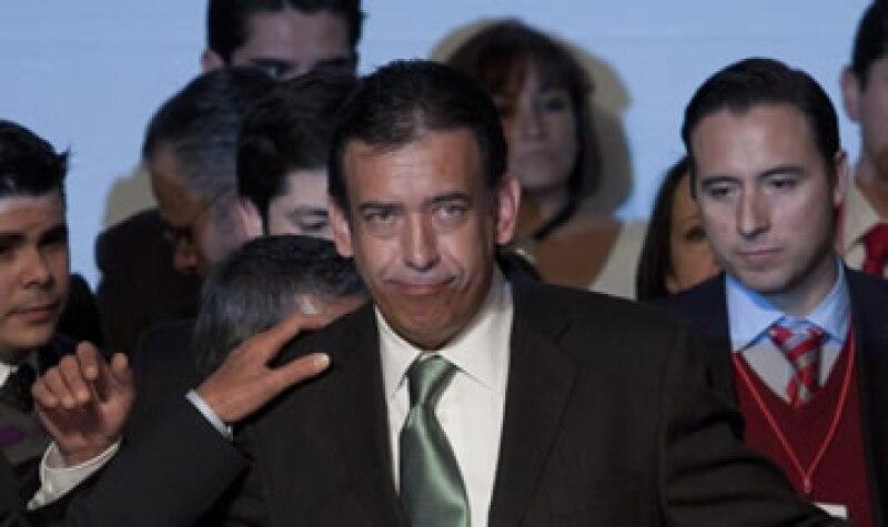 Moreira ha sido gobernador de Coahuila y presidente nacional del PRI. (Foto: Cuartoscuro/Archivo )