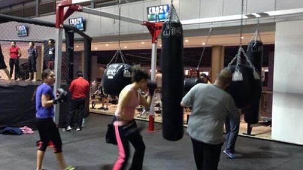 Gimnasio Interlomas Fitness Center