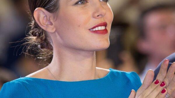Según una publicación francesa, la hija de Carolina de Mónaco espera su segundo bebé con el actor Gad Elmaleh. Una foto ha generado sospechas.