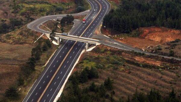 Carretera Atlacomulco Palmillas