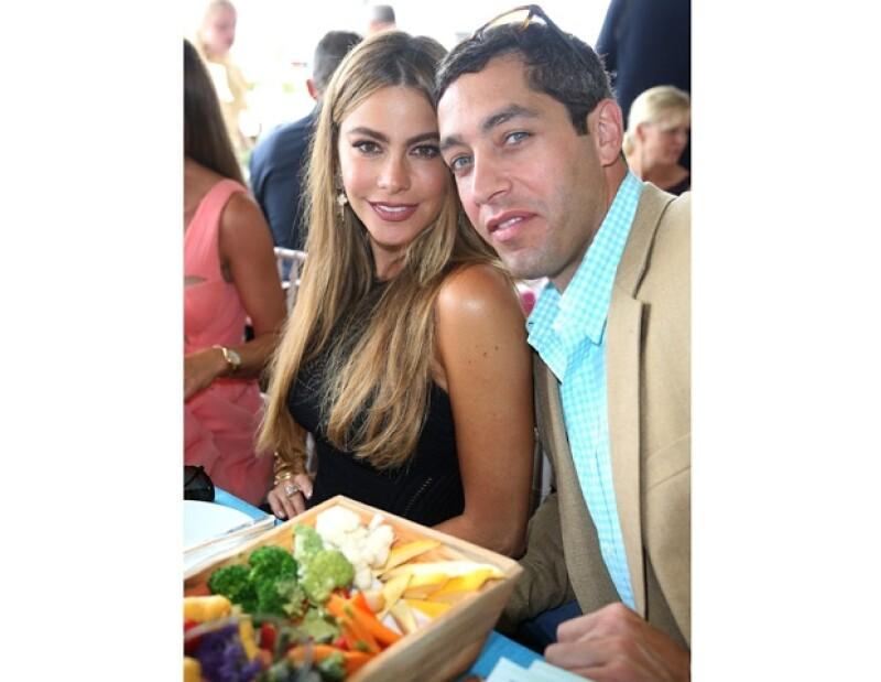 Según fuentes cercanas, la colombiana y el empresario se pelearon en una fiesta que tuvo lugar en los Hamptons.