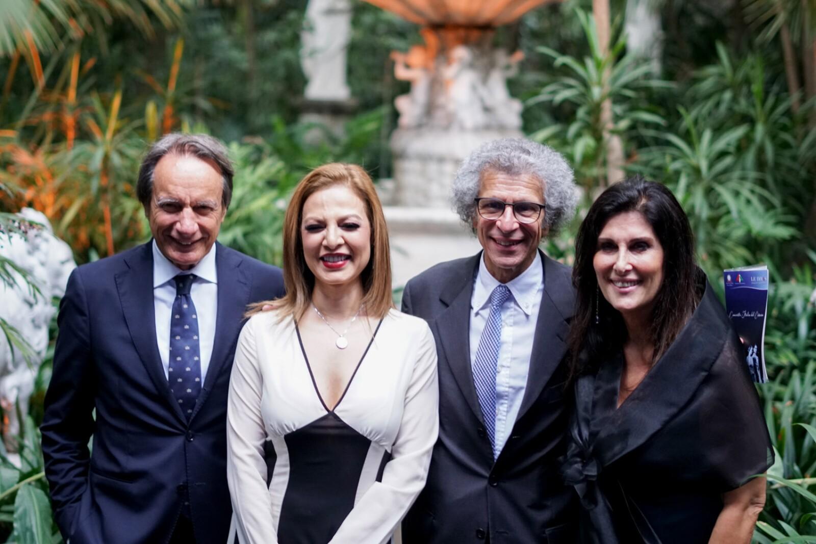Luigui Mezzanote, Jamehel Guerra,  Luigi  Maccotta, Laura Rossi.jpg