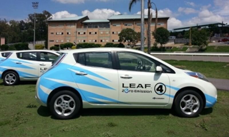 Leaf de Nissan