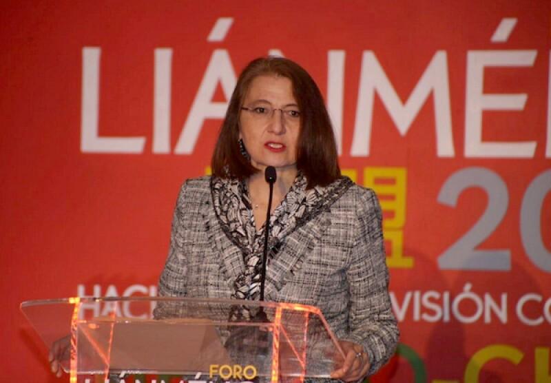 Luz María de la Mora, subsecretaria de Comercio Exterior