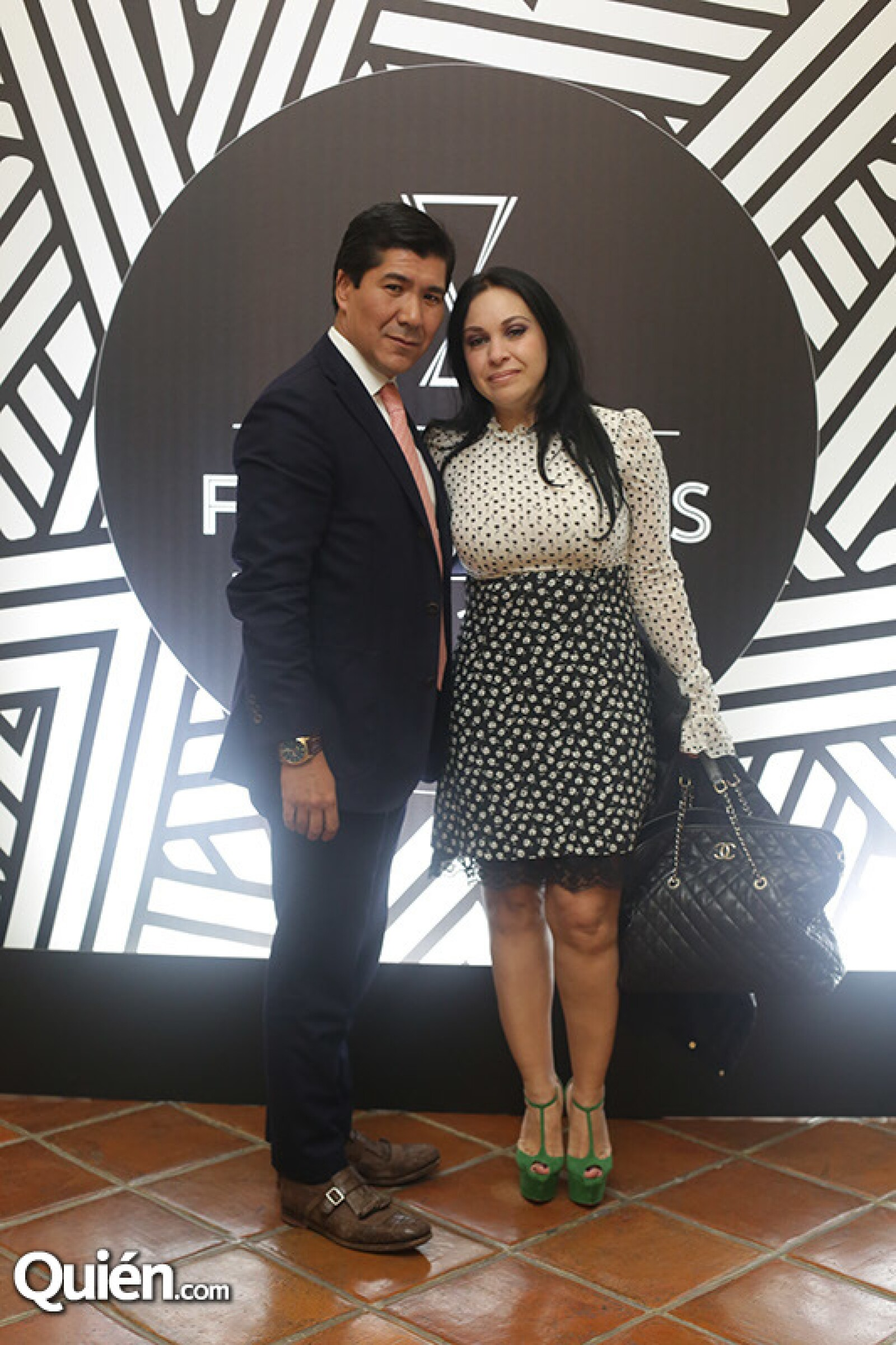 Jorge Nikaido y Ana Patricia Nikaido