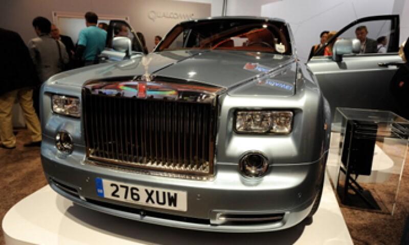La marca de lujo Rolls-Royce informó que ya prepara el inicio de la producción de la serie Phantom II. (Foto: Getty Images)