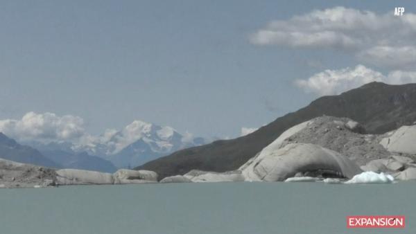 glaciares suizos