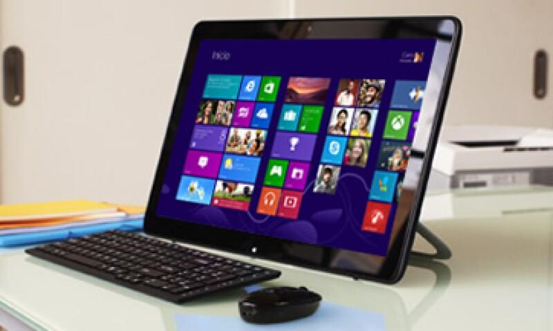 Internet Explorer fue presentado junto con el Windows 8 en octubre pasado. (Foto: tomada de Microsoft)