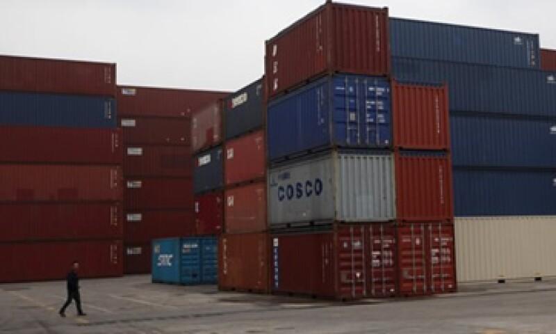 El déficit comercial se ha mantenido estable desde que retrocedió con fuerza en julio.  (Foto: Getty Images)