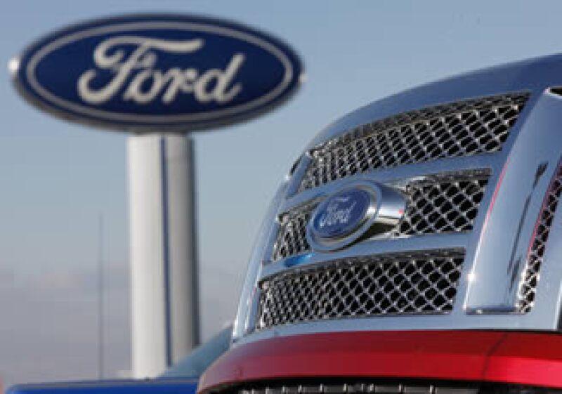 Ford apostó a los acuerdos con concesionarias que se ubican al interor de China. (Foto: AP)