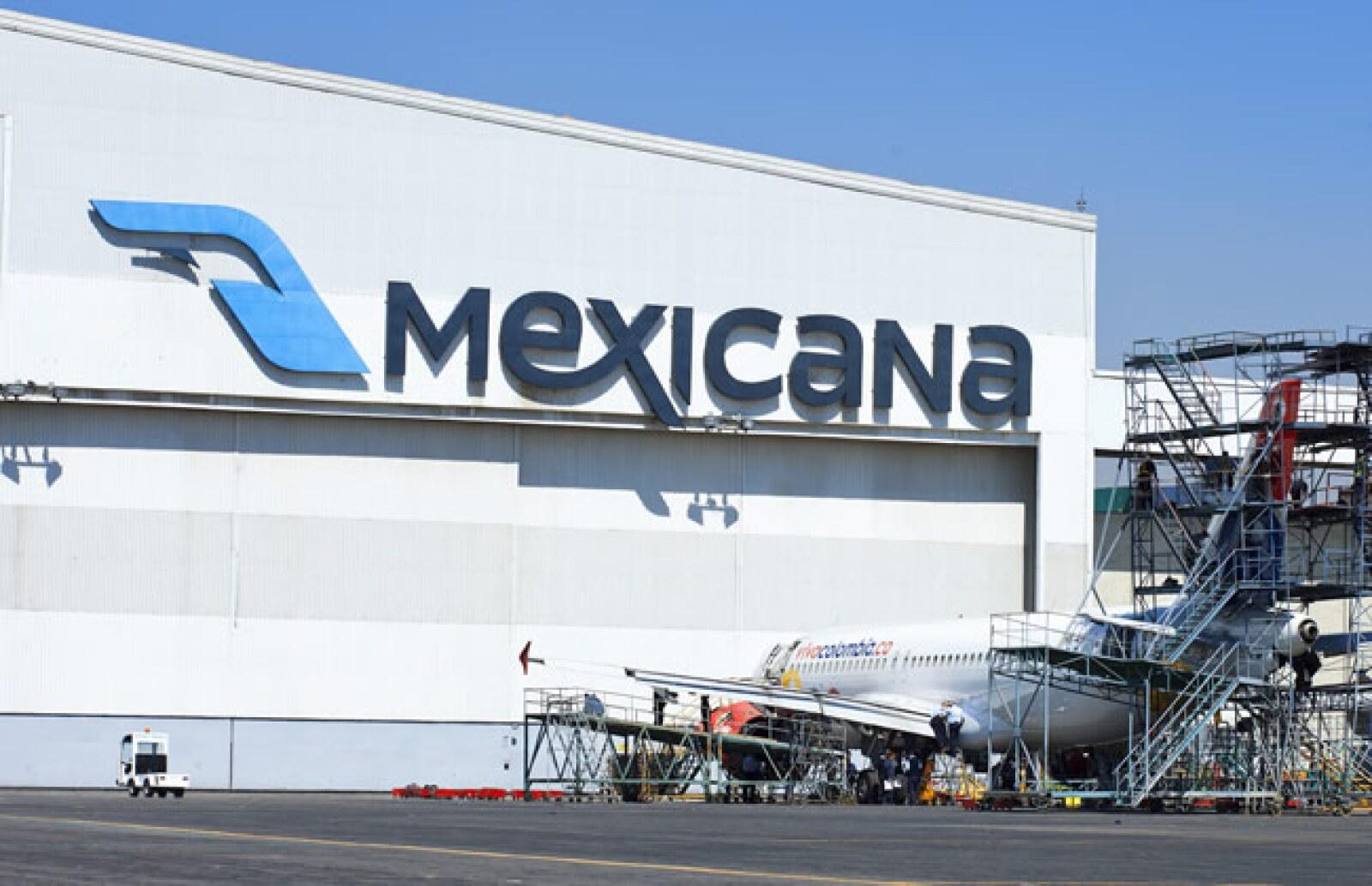 El MRO de Mexicana es considerada la m�s importante en la aviaci�n mexicana