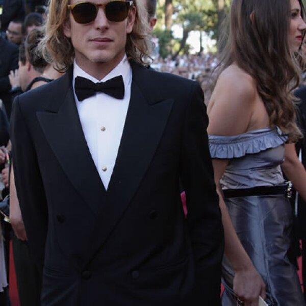 En la alfombra roja de Cannes para ver la película de Sofia Coppola `Marie Antoinette´.